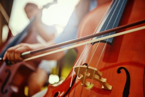 Música clásica.