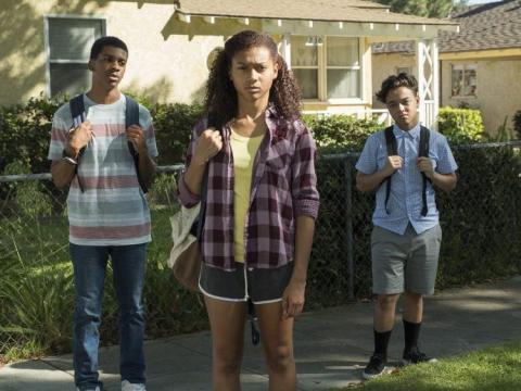 """Se han emitido dos temporadas de """"On My Block"""" en Netflix, y hay una tercera en proceso."""
