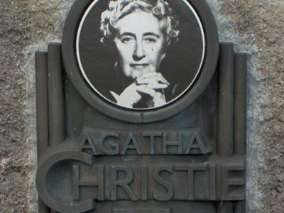 Mystery writer Agatha Christie was home-schooled by her father and taught herself how to read at just five years old.