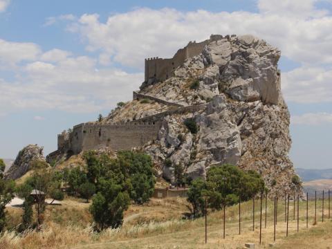 Castello di Mussomeli.
