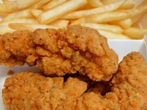 nuggets McDonald's