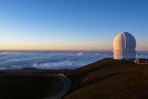 Observatorio de Mauna Kea
