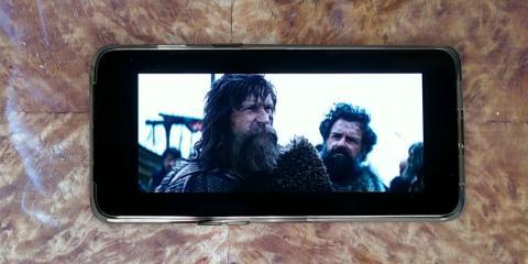 OnePlus 7 vídeo captura de pantalla
