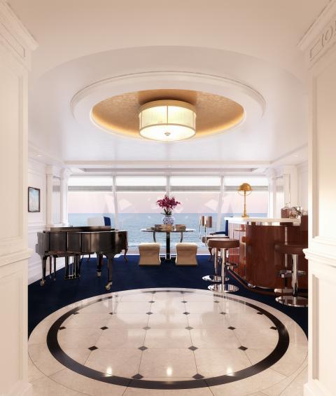 Owner's Suite de Oceania Cruises