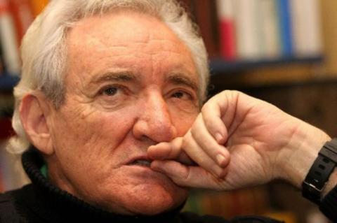 El periodista radiofónico Luis del Olmo