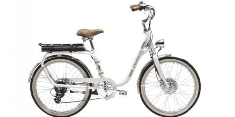 Peugeot eLC01 e-bike
