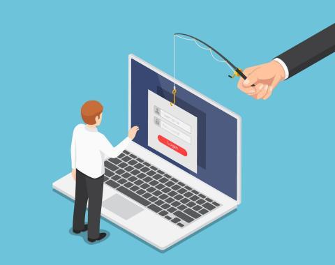 phishing, una de las trampas más peligrosas de Internet.