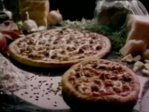 pizza de McDonald's