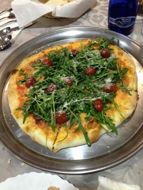 Pizza Salamanca