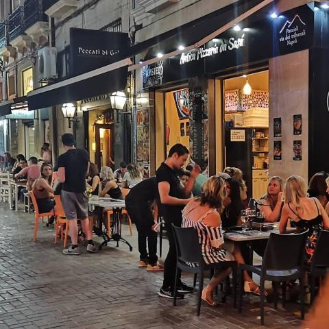 Pizzería Alicante