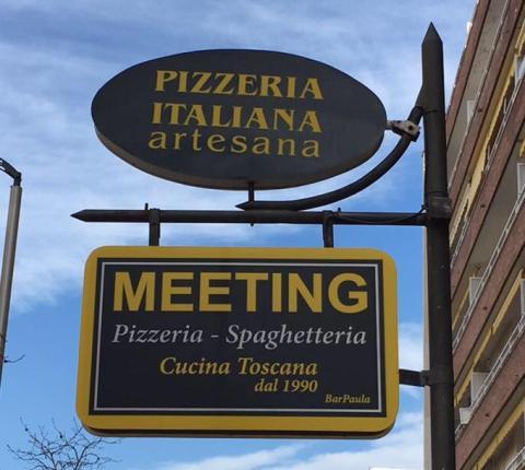 pizzeria Girona