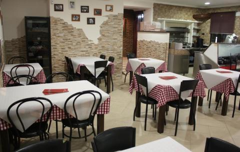 Pizzeria pavarotti Huelva