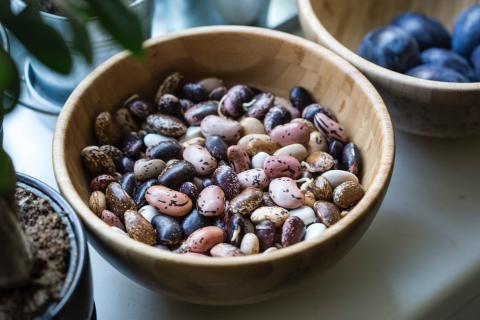 Los veganos y vegetarianos deben asegurarse ingerir vegetales ricos en hierro.