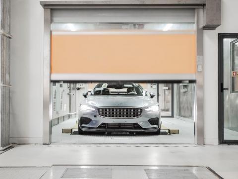 Polestar 3 is already being planned and is set to be a fully-electric performance SUV.
