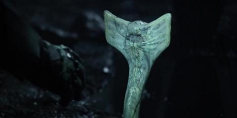 Prometheus, escena de miedo en la esperada película de Ridley Scott