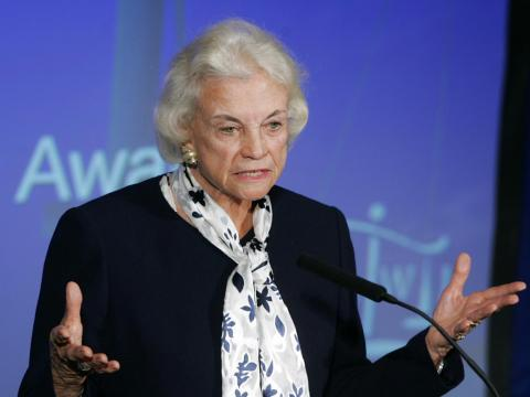 Sandra Day O'Connor was born in El Paso, Texas, in 1930 and was home-schooled while living on her family's remote Arizona ranch.