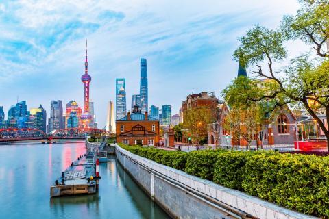 Shanghái, la mejor forma de visitar la ciudad es en barco