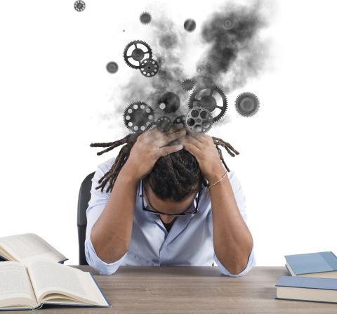 Síndrome de fatiga crónica motivo que puede causar cansancio y la fatiga crónico