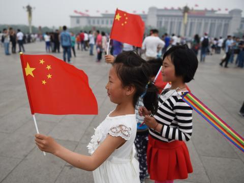 """El sistema de """"crédito social"""" en China."""