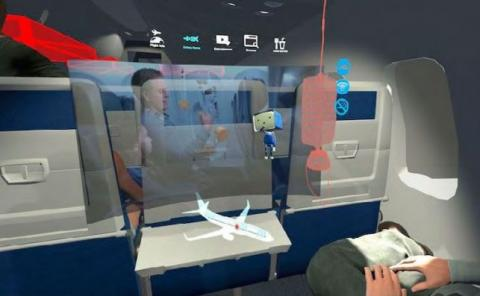 Los sistemas de entretenimiento a bordo serán muy diferentes.