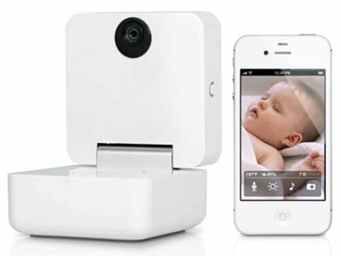 Monitores inteligentes para bebés.