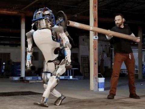 Robots sofisticados.