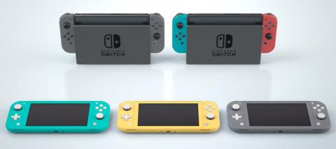 The Switch Lite offers three to seven hours of battery life, which is 30 more minutes than the original Switch released in March 2017. But the full Switch consoles released in August or later now have a battery of 4.5 to nine