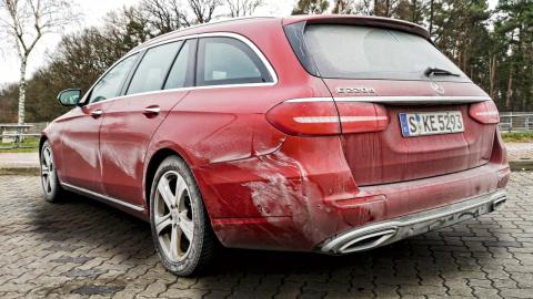 Test de los 100.000 km: Mercedes E 220 d Estate