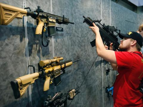 There's also a clear link between assault weapons and gun-massacre deaths. After Congress let a 1994 ban on assault weapons expire in 2004, gun massacres increased by 183%, and associated deaths went up 239%.