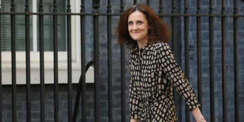 Theresa Villiers, the secretary of state for environment, food, and rural affairs.
