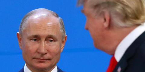 US spies say Trump's G7 performance suggests he's either a 'Russian asset' or a 'useful idiot' for Putin