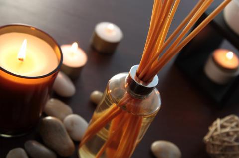 velas y fragancias son un remedio natural contra los mosquitos