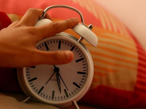 WEDNESDAY: I had little sleep and felt sluggish after skipping my workout.