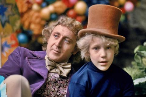Willy Wonka y la fábrica de chocolate