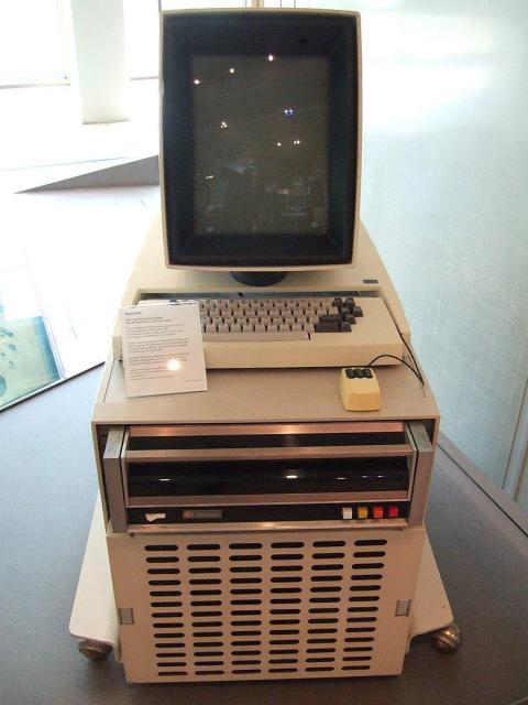 Xerox Alto: 30.000 dólares