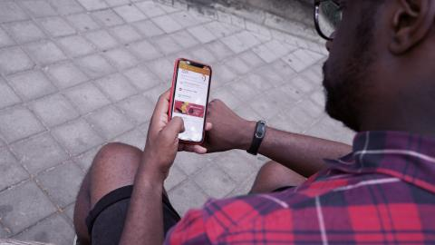 Xiaomi Mi Smart Band 4 _ App