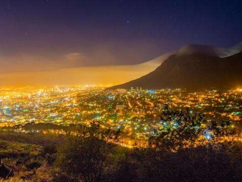 1. Ciudad del Cabo, Sudáfrica