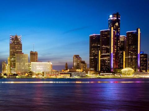 16. Detroit, EEUU