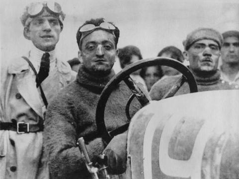 In 1908, A 10-year-old Enzo Ferrari saw his first car race and immediately became hooked. As a young adult, Enzo was drafted by the Italian army to fight in World War I.