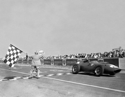 By the 1960s, Ferrari's cars demonstrated their prowess on and off the track.