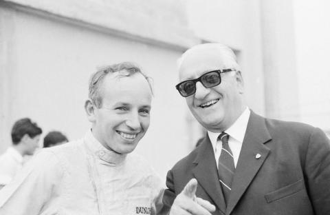 By 1969, Enzo realized his company needed additional resources not only to be successful, but also to survive. That year, Ferrari sold 50% of the business to the company that once refused to give him a job — Fiat!