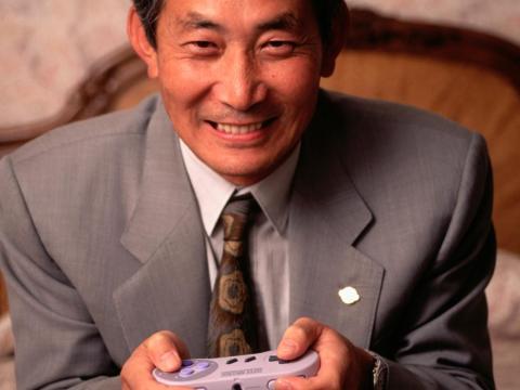 Minoru Arakawa en 1992.