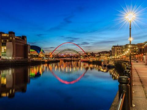 20. Newcastle, Reino Unido