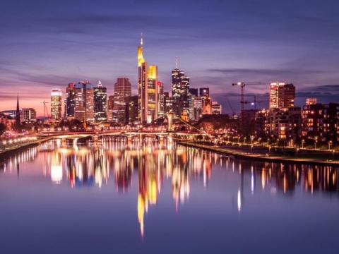 21. Frankfurt, Alemania