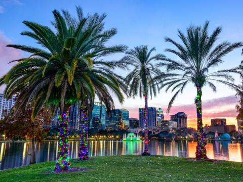 22. Orlando, EEUU