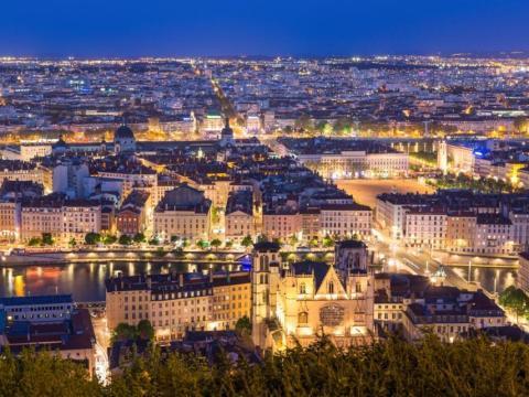23. Lyon, Francia