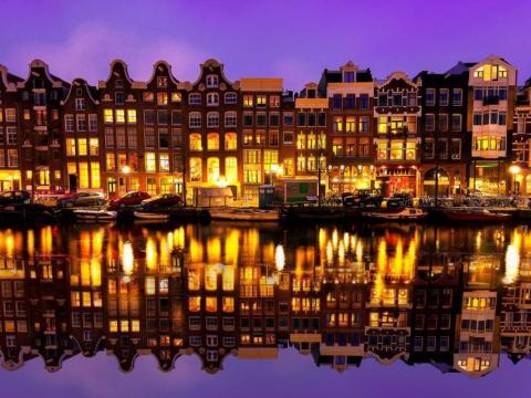 25. Ámsterdam, Países Bajos