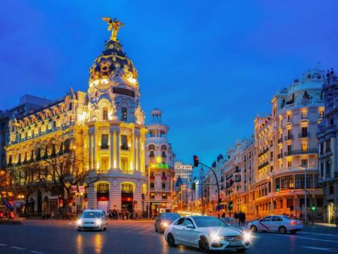28. Madrid, España