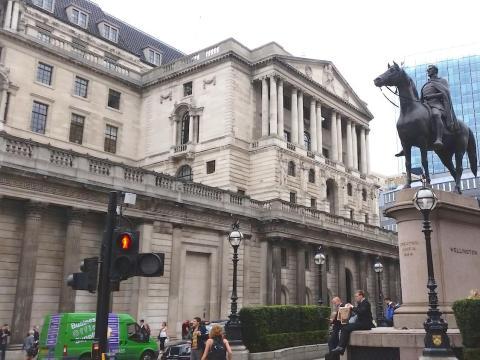 3. Banco de Inglaterra.