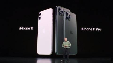3. El iPhone 11 tiene el tamaño perfecto de pantalla. No muy grande, pero tampoco muy pequeña.